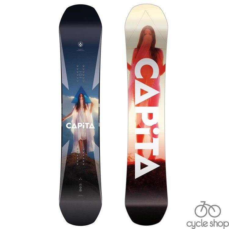 Сноуборд CAPITA Defenders Of Awesome (DOA) 2020