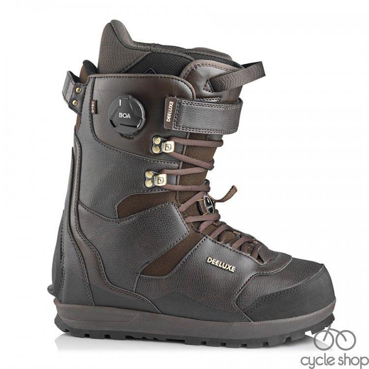 Ботинки DEELUXE X-plorer TF 19/20 Brown