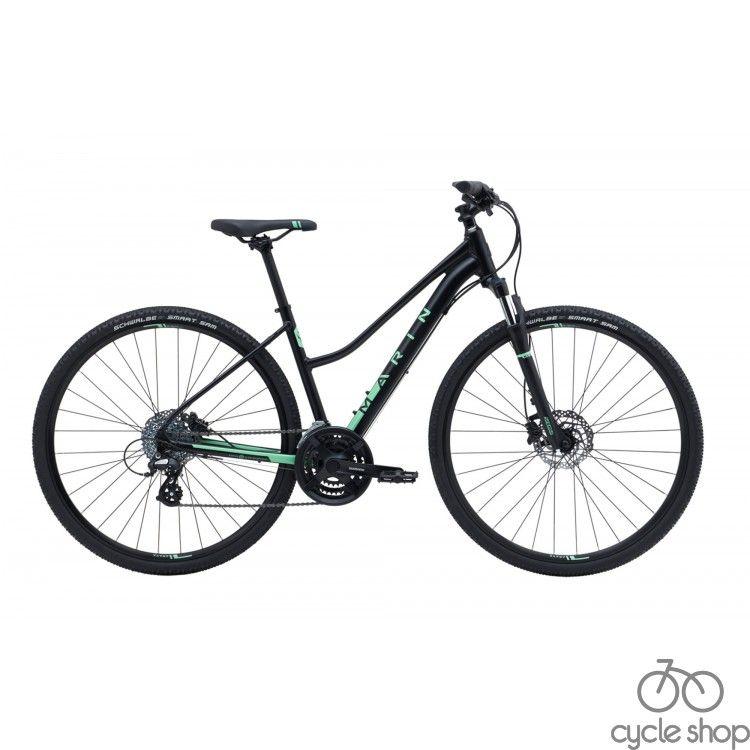 "Велосипед 28"" Marin San Anselmo DS2 2020 Satin Black"