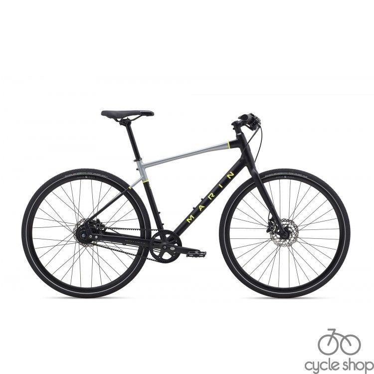"Велосипед 28"" Marin Presidio 3 2020 Satin Black"