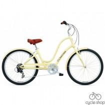 """Велосипед 24"""" ELECTRA Townie Original 7D Ladie vanilla"""