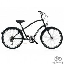 "Велосипед 26"" ELECTRA Townie Original 21D Men's black satin"