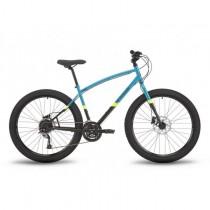 """Велосипед 27,5"""" Pride Rocksteady 7.2 2019 голубой / черный"""