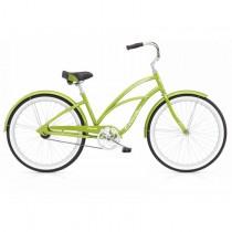 """Велосипед 26"""" ELECTRA Cruiser Lux 1 Ladie's Green Metallic"""