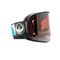 Маска Dragon NFX2 Forest Bailey Signature / Lumalens Silver Ionized + Dark Smoke 17/18