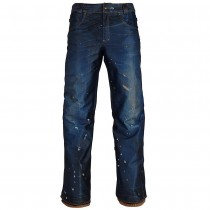 Штаны 686 DECONSTRUCTED Denim Insulated Pant 18/19