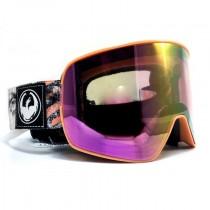 Маска Dragon NFX2 18/19 Flaunt / Lumalens Pink Ionized + Dark Smoke