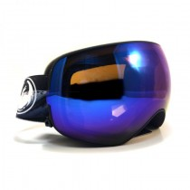 Маска Dragon X2s 18/19 Realm / Lumalens Blue Ionized + Lumalens Amber