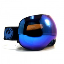 Маска Dragon X2s 18/19 Split - Lumalens Blue Ionized + Lumalens Amber