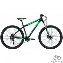 """Велосипед 27,5"""" Apollo TRAIL 10 2019 Matte Black / Matte Fluoro Green"""