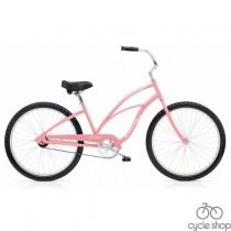 """Велосипед 26"""" ELECTRA Cruiser 1 Ladie's Pink"""