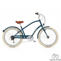 "Велосипед 26"" ELECTRA Townie Balloon 3i Men's navy EQ"