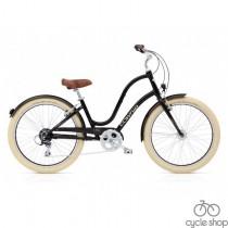 """Велосипед 26"""" ELECTRA Townie Balloon 7i Ladie ebony"""