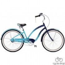 "Велосипед 26"" ELECTRA Night Owl 3i Ladie blue fade"
