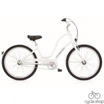"Велосипед 26"" ELECTRA Townie Original 3i Ladie's White"