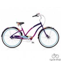 "Велосипед 26"" Electra Page 3i 2019 Amethyst Fade"