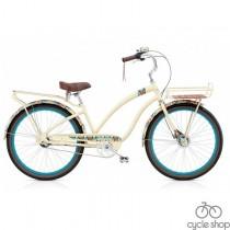 "Велосипед 26"" Electra Tapestry 3i 2019 Linen"