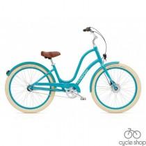 """Велосипед 26"""" ELECTRA Townie Balloon 3i Ladie's Turquoise"""