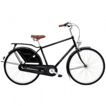"Велосипед 28"" ELECTRA Amsterdam Classic 3i Al black men's"