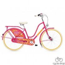 "Велосипед 28"" ELECTRA Amsterdam Fashion 3i Joyride bright pink"