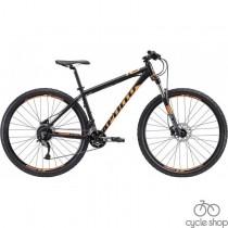 "Велосипед 29"" Apollo Comp 10 Matte Black / Matte Fluoro Orange 2019"