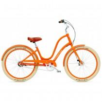 """Велосипед 26"""" ELECTRA Townie Balloon 3i Ladie's Tangerine"""