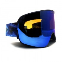 Маска Dragon NFX2 20/21 Permafrost - Lumalens Blue Ionized + Lumalens Amber
