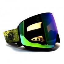 Маска Dragon PXV 20/21 Terra Firma - Lumalens Green Ionized + Lumalens Amber
