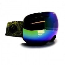 Маска Dragon X1S 20/21 Terrafirma - Lumalens Green Ionized + Lumalens Amber
