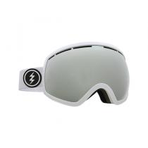 Маска ELECTRIC EG2 Gloss White Brose / Silver Chrome 17/18