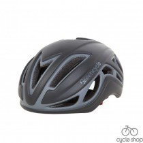 Шлем Green Cycle Jet черно-серый матовый
