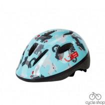 Шлем детский Green Cycle Kitty мятный