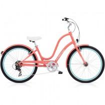 "Велосипед 26"" ELECTRA Townie Original 7D Ladie's coral EQ"
