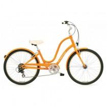 """Велосипед 26"""" ELECTRA Townie Original 7D Ladie's Orange"""