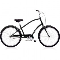 "Велосипед 26"" ELECTRA Townie Original 3i EQ Men's Satin Black"