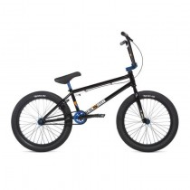 "Велосипед 20"" Stolen SINNER FC XLT 2020 BLACK W/ BLUE"